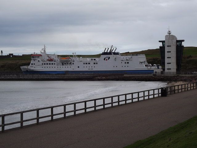 """Hjaltland"" off to Lerwick"