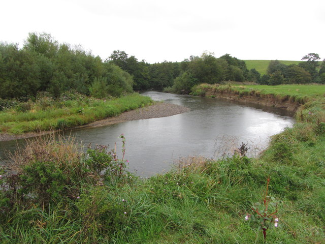 River Teign near Ventiford