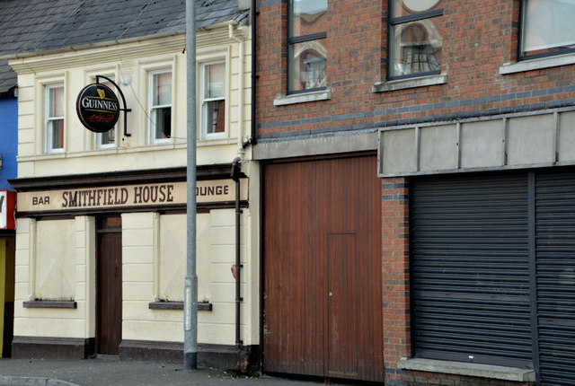 "The ""Smithfield House"", Lisburn"