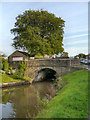 SJ9688 : Bridge at Marple Lock#16 (Lime Kiln Lane) by David Dixon
