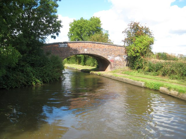 Coventry Canal: Bridge Number 28: White House Farm Bridge