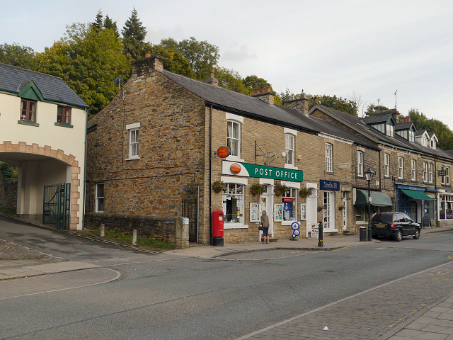 Marple Bridge Post Office