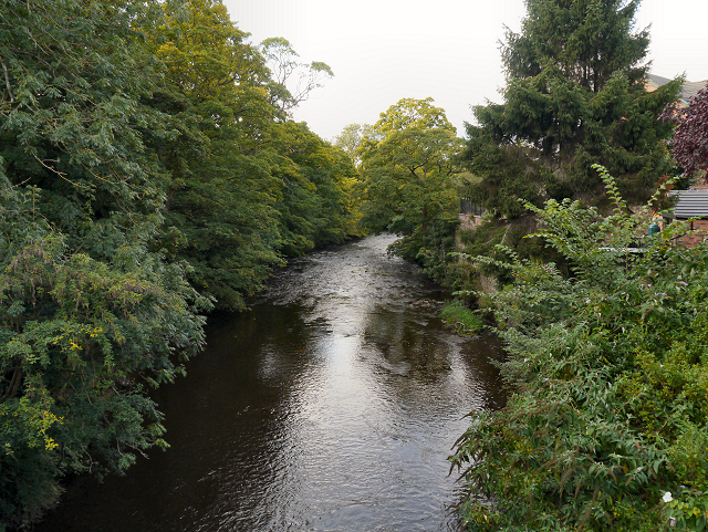 River Goyt, Marple Bridge