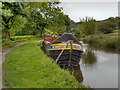 SJ9687 : Peak Forest Canal, Hill Top by David Dixon