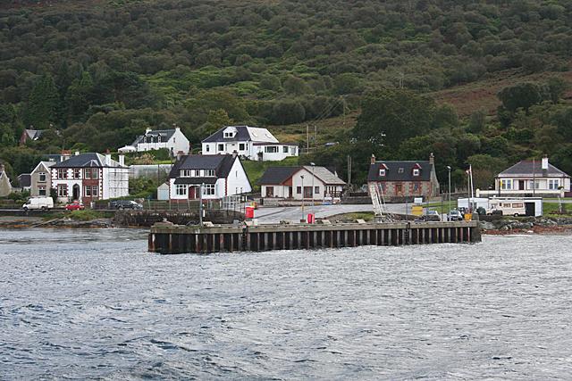 Lochranza Pier