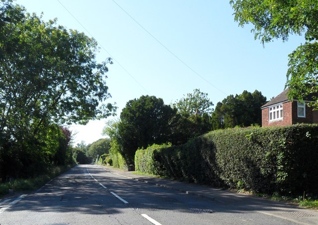 High Street, west of Hawkhurst