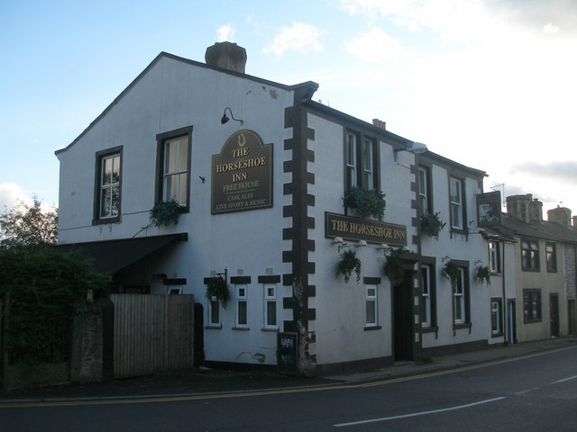 The Horseshoe Inn, Clitheroe