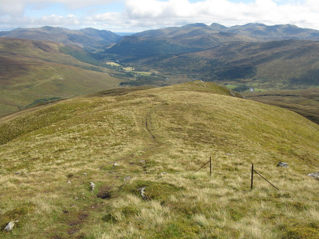 East Ridge of Stuc an Lochain