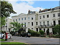 TQ3004 : Montpelier Crescent, BN1 by Mike Quinn