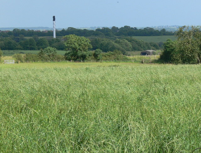 Farmland near Asfordby Business Park