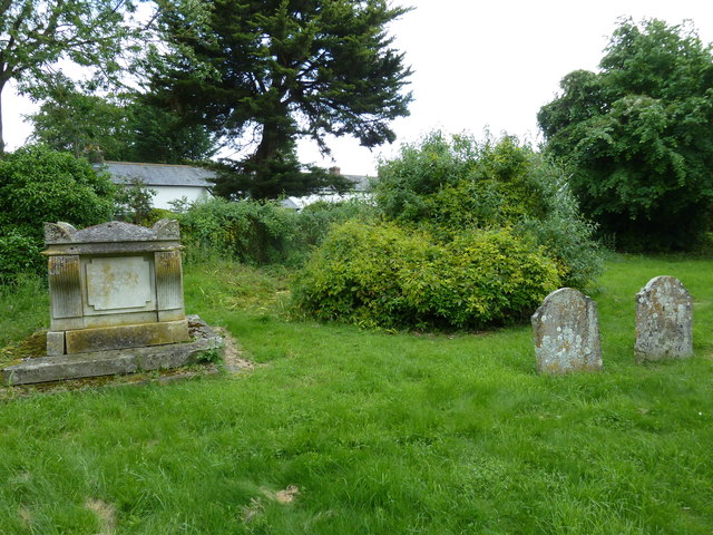 St Michael & All Angels, Weyhill: churchyard (F)