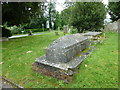SU3146 : St Michael &amp; All Angels, Weyhill: churchyard (K) by Basher Eyre