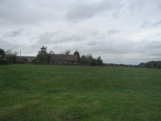 Bungalow at Viewly Hill Farm