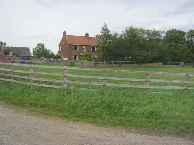 Farmhouse at Manor House Farm, High Worsall