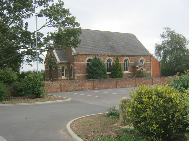 Worsall Methodist Church 1885