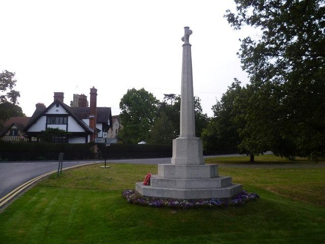 Leigh War Memorial