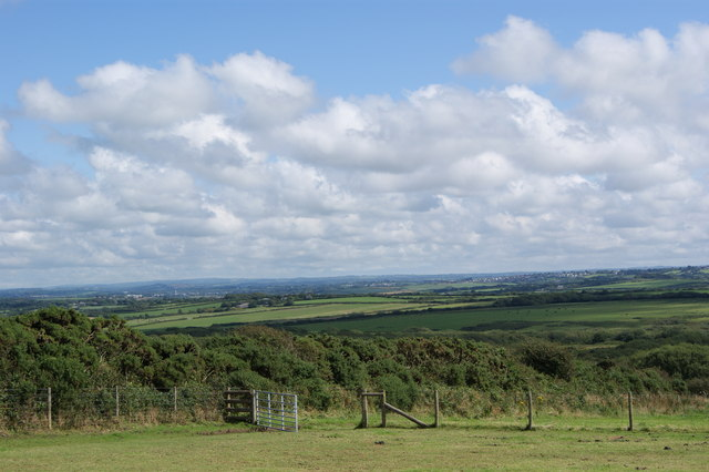 View from Simpson Hill Farm near Simpsons Cross