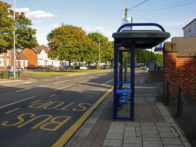 Binley Road, Stoke