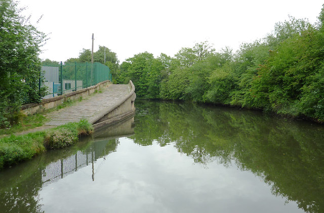 Grand Union Canal near Tyseley, Birmingham