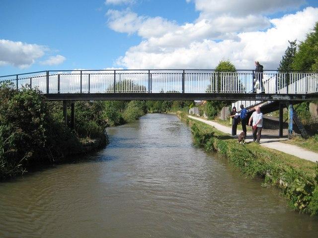 Coventry Canal: Bridge Number 20A: Catgallow's Bridge