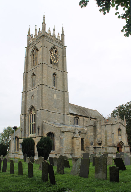St Andrew's church, Folkingham