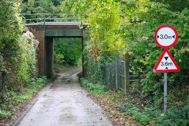 Railway bridge RSJ 1229