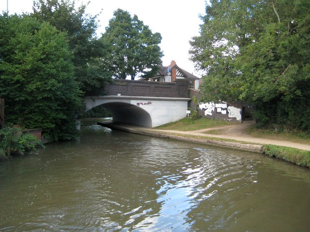 Coventry Canal: Bridge Number 19: Wharf Inn Bridge