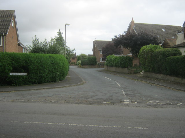 Church Garth in Great Smeaton