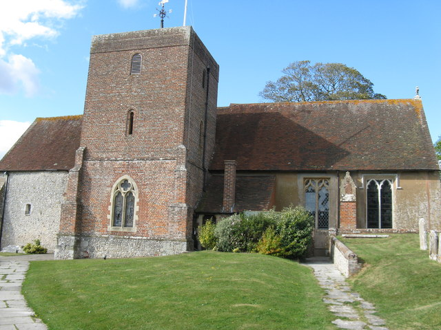 St Mary's Church East Lavant