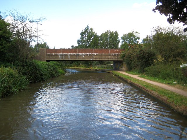 Coventry Canal: Bridge Number 18B