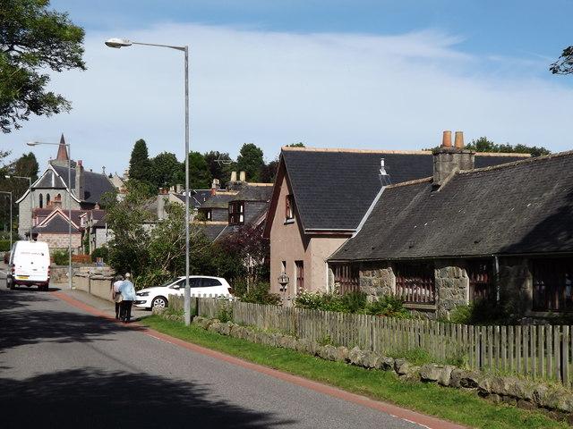 Kincardine Road