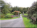 NX1160 : Entrance to Castle Kennedy Gardens by Billy McCrorie