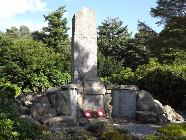 Torphins War Memorial