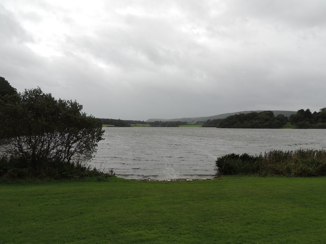 White Loch or Loch of Inch