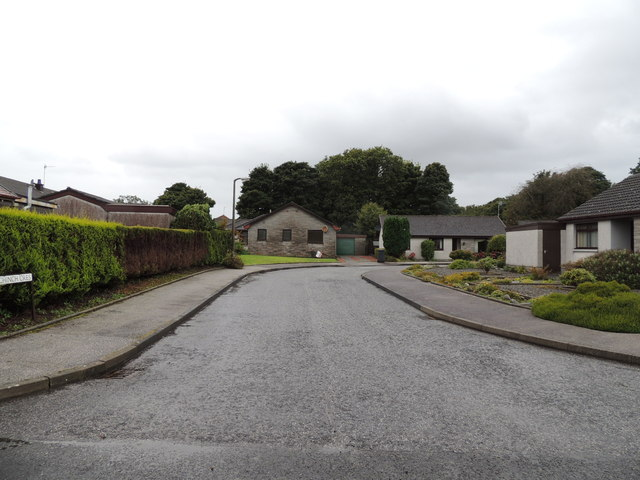 Lochinch Crescent, Castle Kennedy