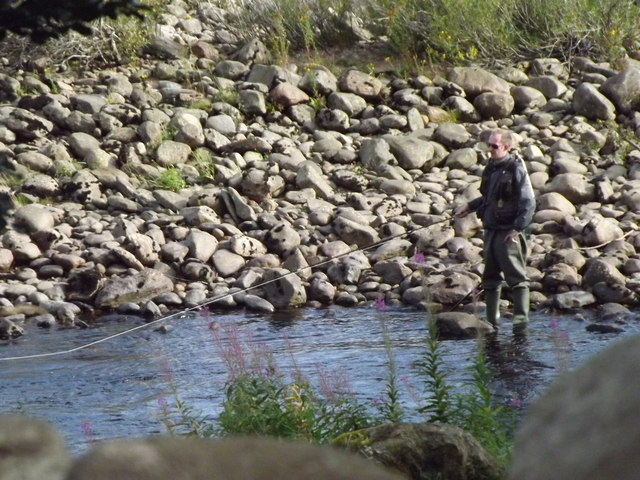 Fishing, Banchory