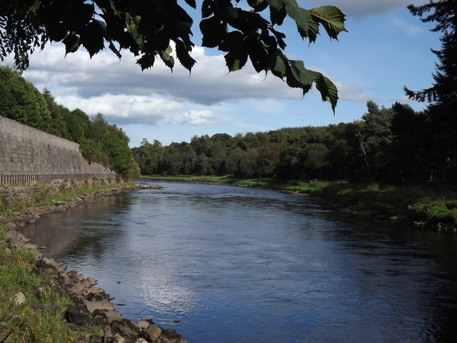 River Dee, East of Banchory