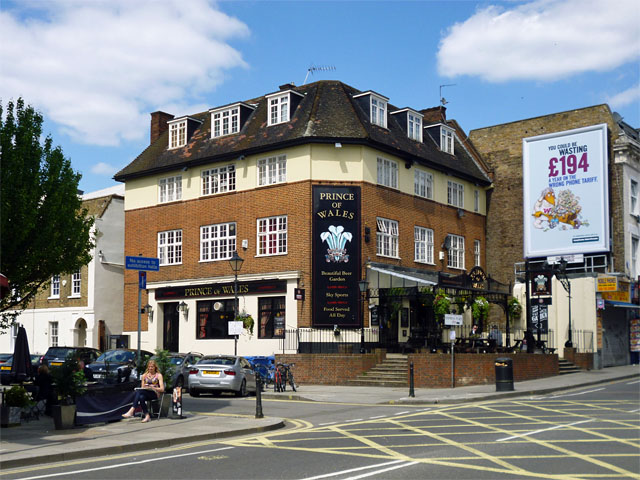 The Prince of Wales, Earls Court