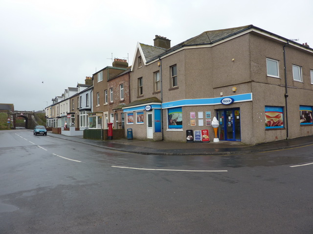 South Parade, Seascale