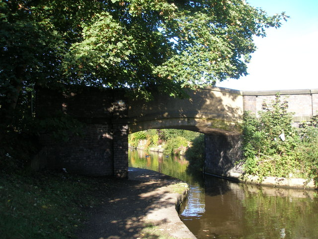 Ashton Canal bridge 20, Ridgewater Bridge