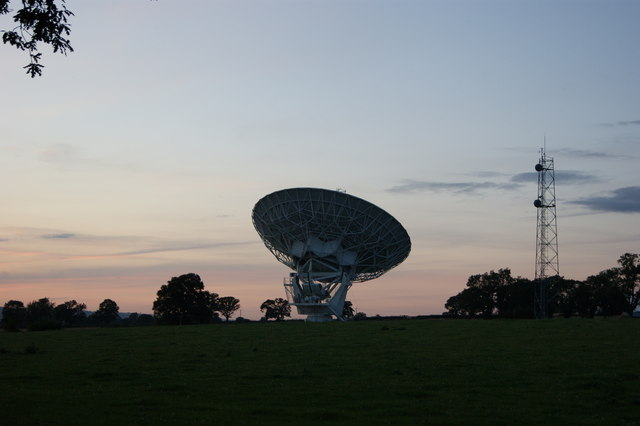 The Merlin telescope Knockin