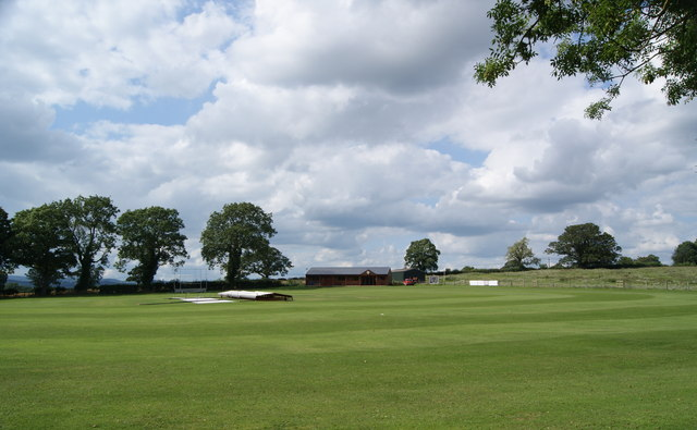 The Knockin & Kinnerley Cricket Club