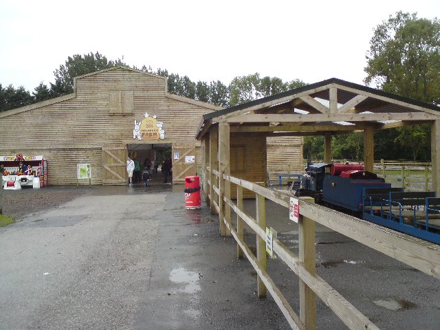 Children's Farm at Blackpool Zoo