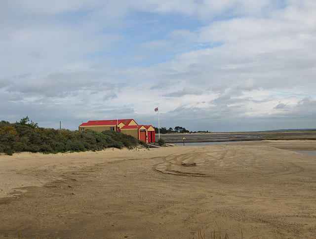 Lifeboat Station, Wells-next-the-Sea