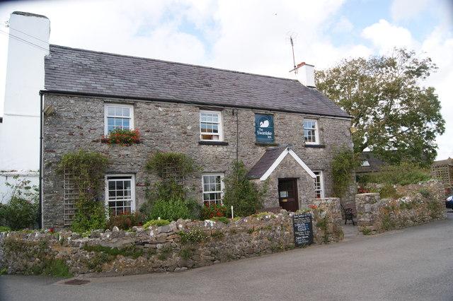 The Swanlake Inn, Jameston
