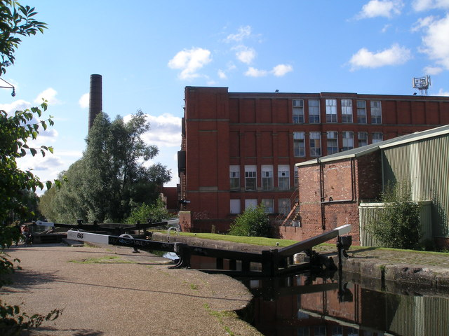 Rochdale Canal lock 66