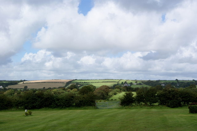View from Heath Cottage, Jameston