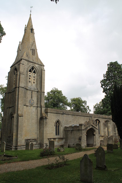 St Mary's church, Bainton