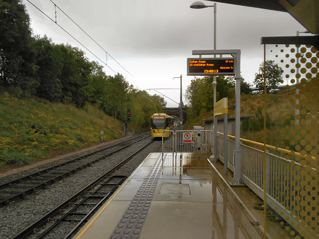 Metrolink, Newton Heath