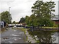 SD8800 : Rochdale Canal, Newton Heath Lock by David Dixon